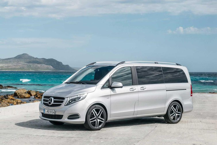 2015 Mercedes V-Class - engines, spec, prices, on-sale date