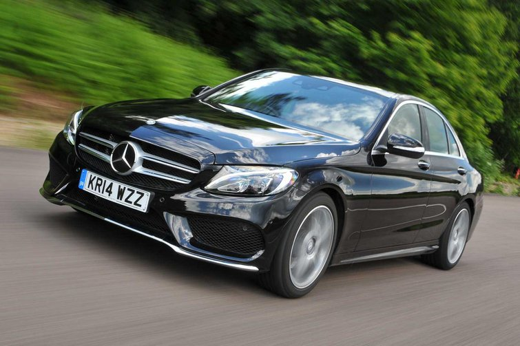 Deal of the day: Mercedes C-Class