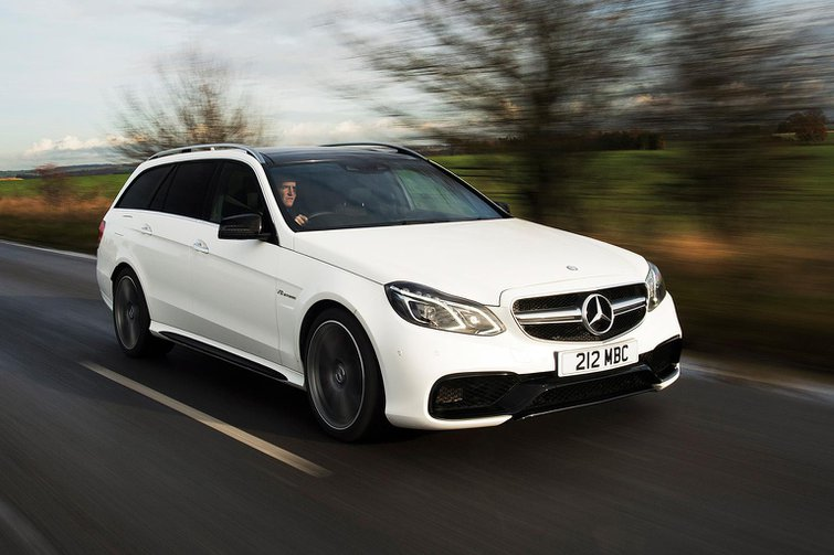 Deal of the day: Mercedes-Benz E63 AMG S Estate