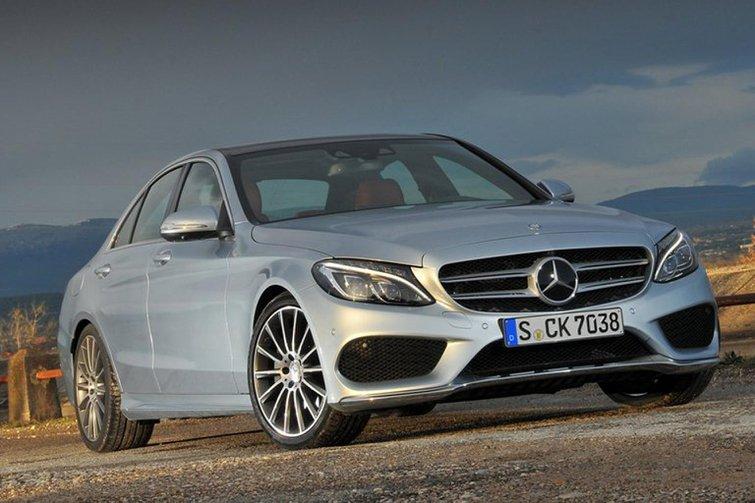 New Mercedes C-Class recalled