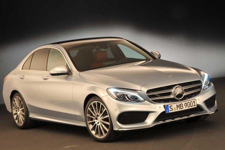 2014 Mercedes C-Class revealed