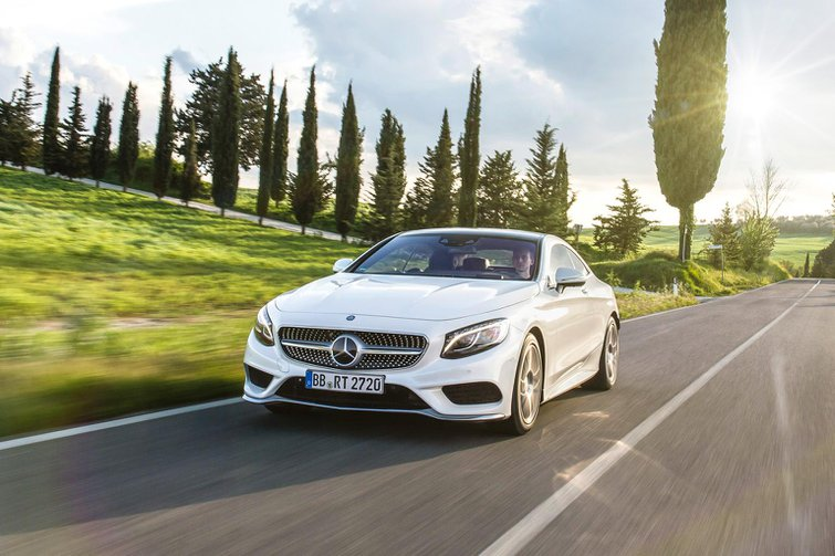 2014 Mercedes S-Class Coupe review
