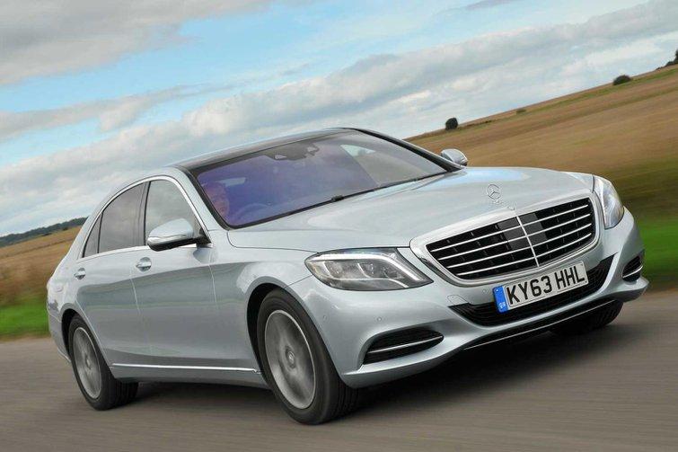 2013 Mercedes S-Class review