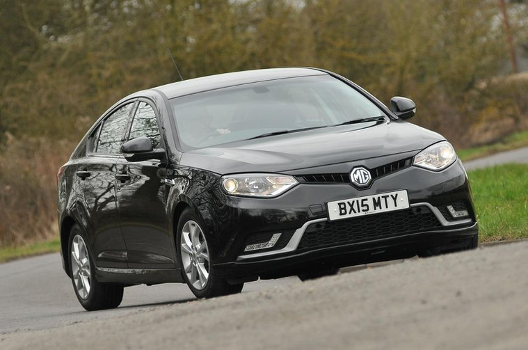 2015 MG 6 - pricing, engine and specifications