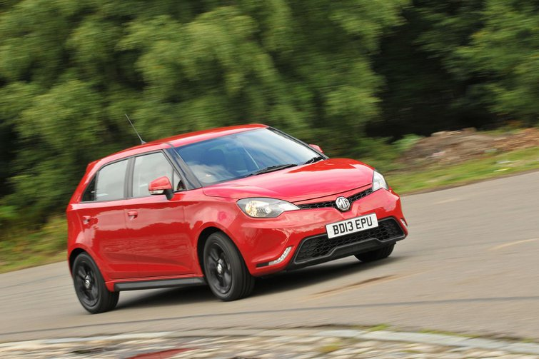 News roundup: MG3 and Renault Megane score three stars in crash tests, and Volvos to work with Android software