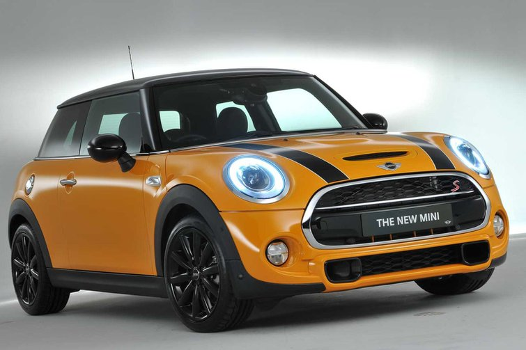 2014 Mini pictures and full info
