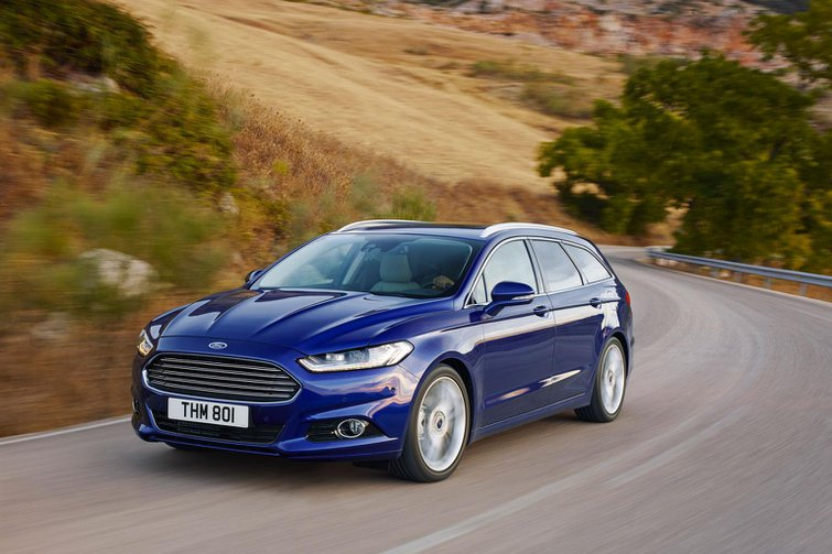 2015 Ford Mondeo Estate review