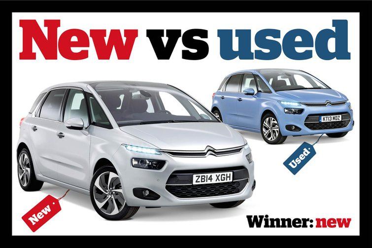 more examples where new cars are cheaper