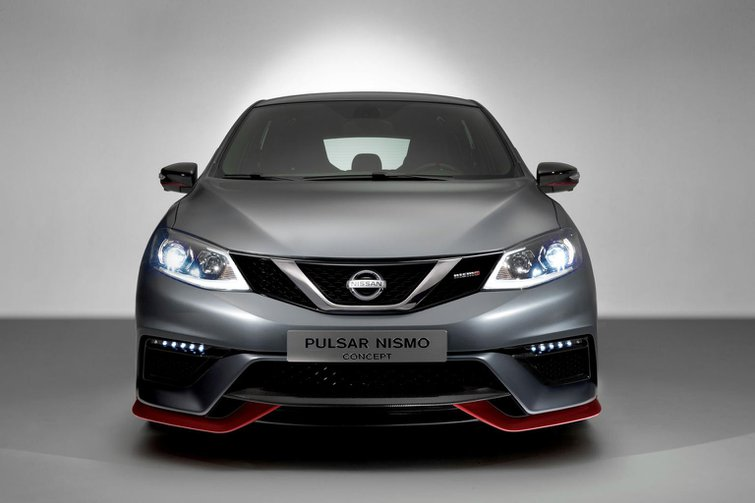 Nissan Pulsar Nismo concept revealed