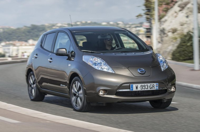 2015 Nissan Leaf 30kWh review