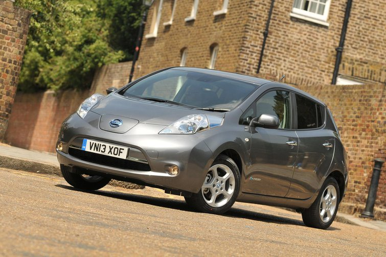 Half-price Nissan Leaf: buy one for less than 11k