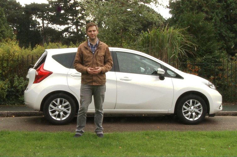Nissan Note video review