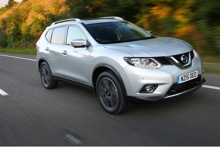 2015 Nissan X-Trail 1.6 DIG-T 163 review