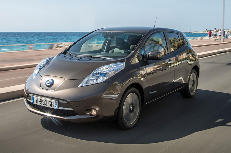 2016 Nissan Leaf gets increased 155-mile range with new battery