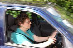 Older drivers 'aren't dangerous'