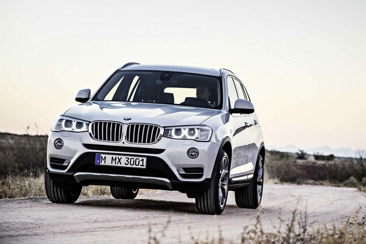 2014 BMW X3 review - PREPARING FOR QUICK TURNAROUND
