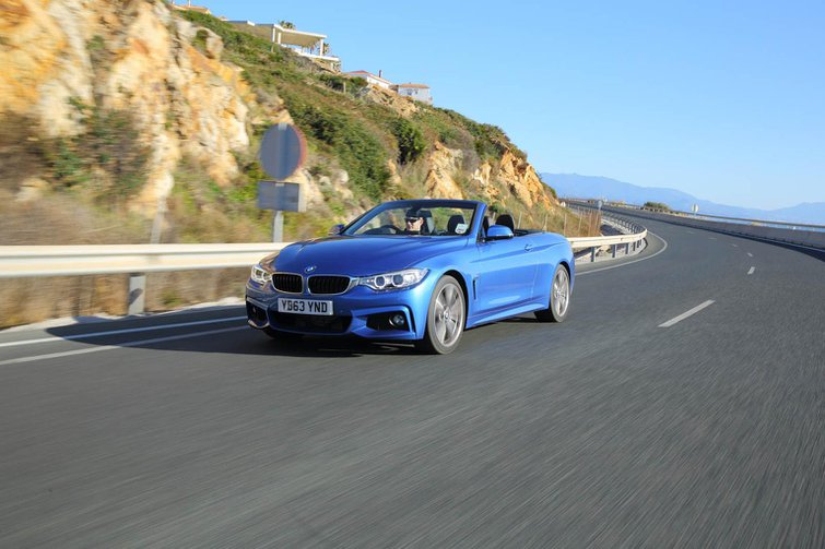 2014 BMW 435i Convertible review