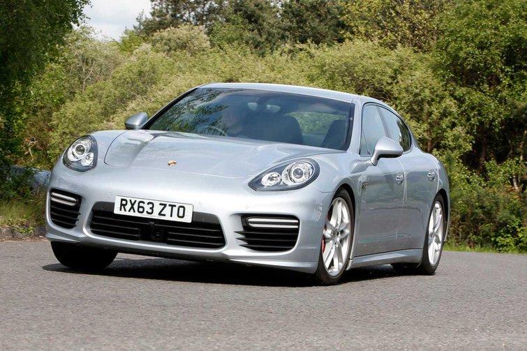 2014 Porsche Panamera Turbo review