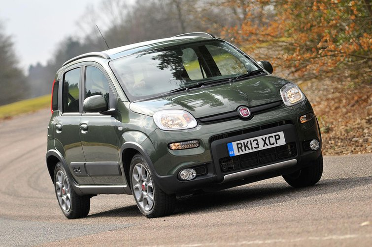 Deal of the Day: Fiat Panda