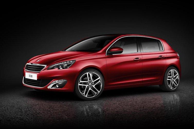 Peugeot 308 SW confirmed for 2014