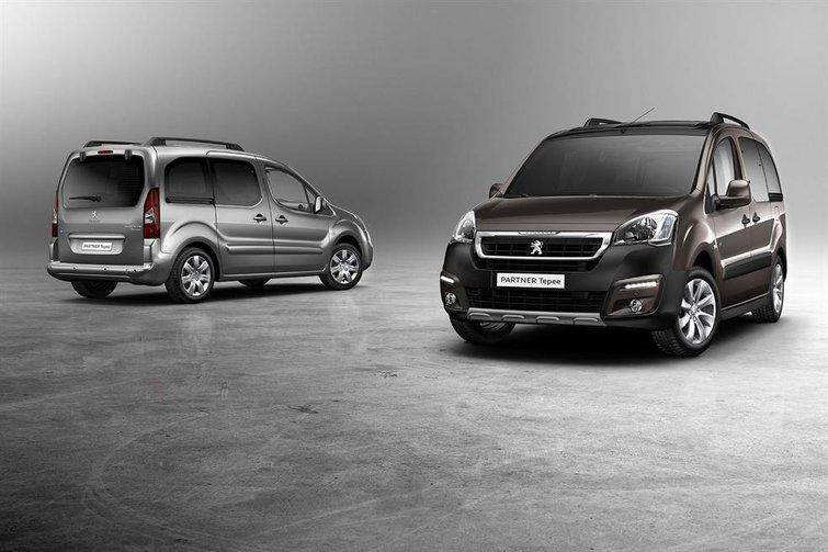 Deal of the Day: Peugeot Partner Tepee