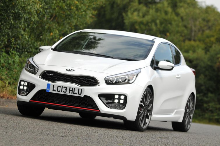 Deal of the Day: Kia Proceed GT