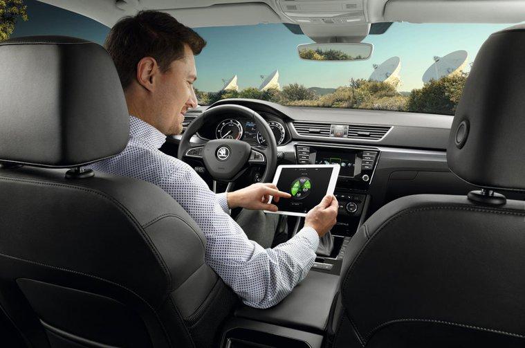 Promoted: Skoda Superb - smart technology ensures safety and comfort