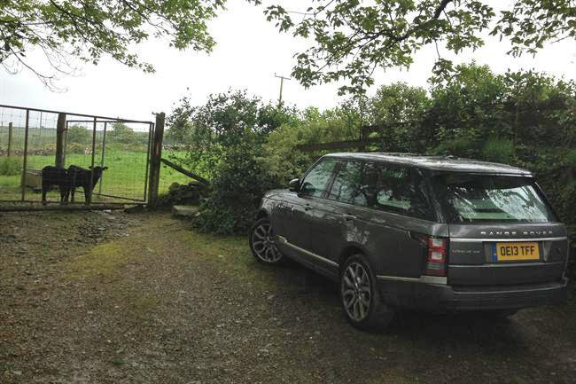 Our cars: Range Rover, Suzuki SX4 S-Cross and Seat Leon