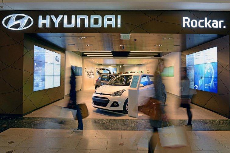 Hyundai launches digital dealership