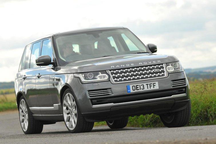 Our cars: Range Rover, Suzuki SX4 S-Cross and Volkswagen Golf