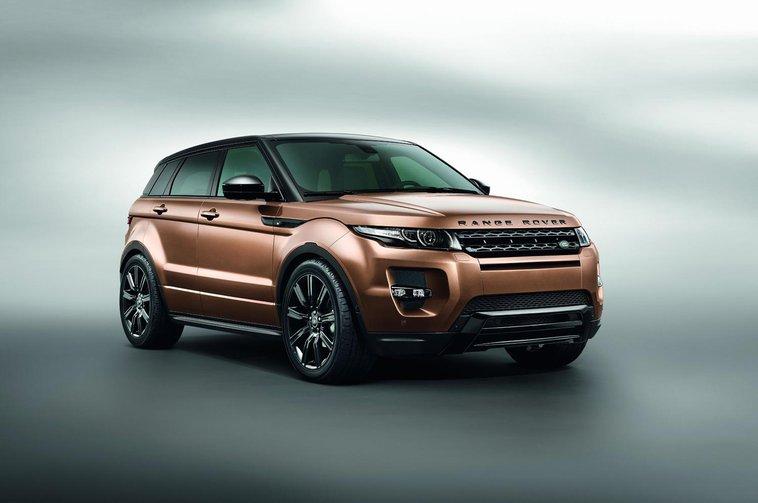 Range Rover Evoque gets updates for 2014
