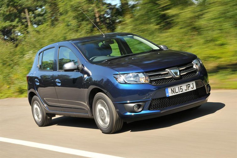2015 Dacia Sandero 0.9 TCe 90 Laureate Prime UK review