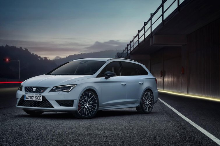 Seat Leon ST Cupra - pricing, equipment and on-sale date