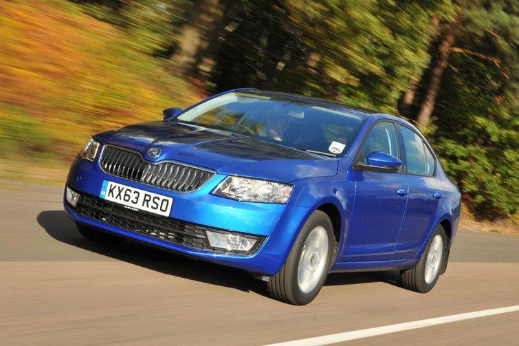 Our cars: Skoda Octavia, Renault Captur and Hyundai Santa Fe