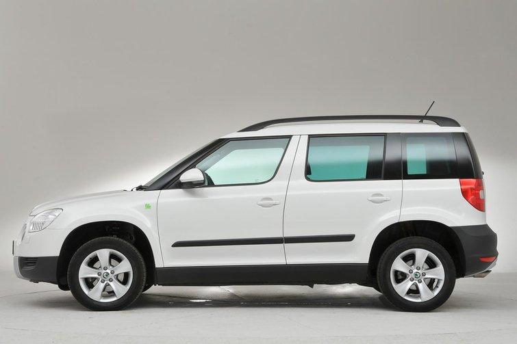 Seven-seat Skoda SUV and bigger Yeti on the way