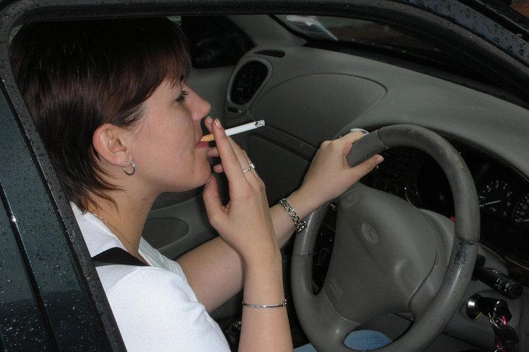 In-car smoking ban - what you need to know