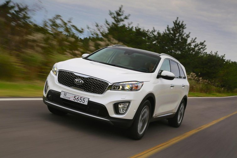Join us for an exclusive look at the 2015 Kia Sorento