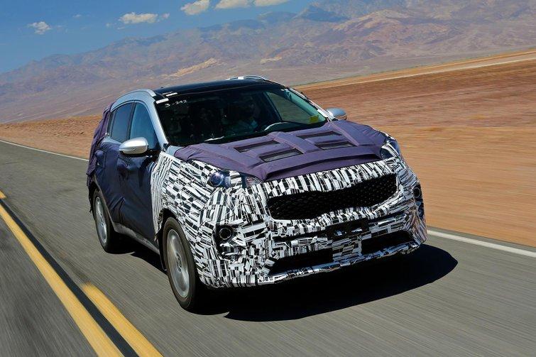 2015 Kia Sportage 2.0 GDi auto review