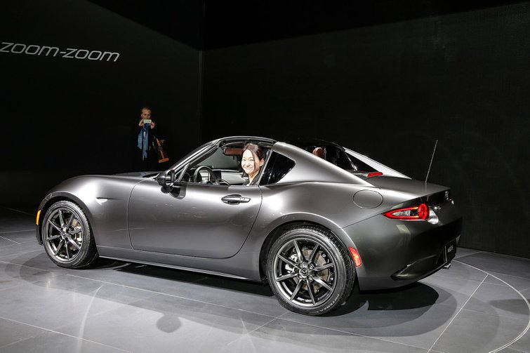 Our star cars from the New York motor show