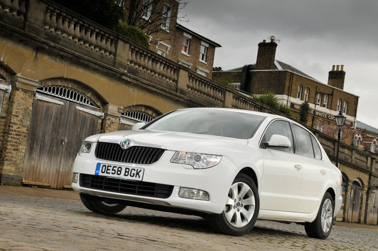Used cars of the week: used Skoda Superbs from 8995