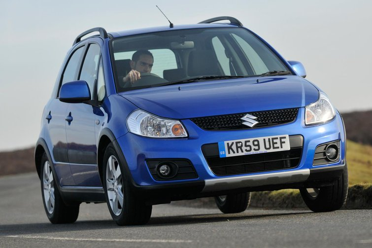 Used cars of the week: baby SUVs from 7500