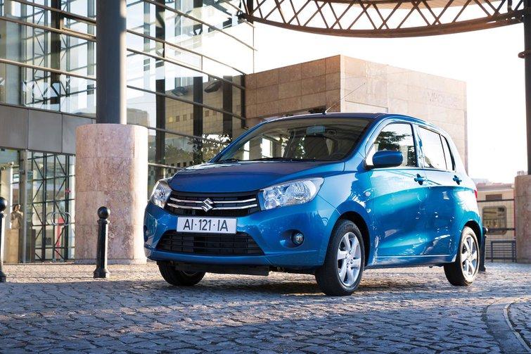 2015 Suzuki Celerio - specs, engines, prices and on-sale date