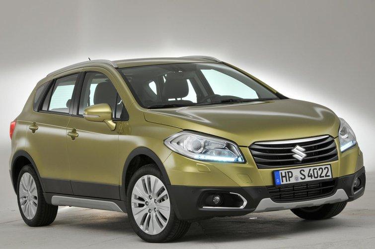 Peugeot 2008 and Suzuki SX4 get five-star crash ratings