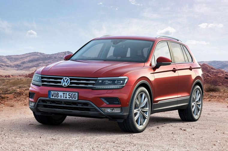 2016 Volkswagen Tiguan - your invitation to an exclusive Reader Test Team preview
