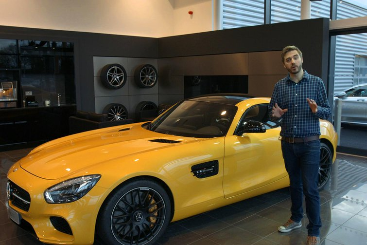 Mercedes AMG GT - five reasons to be excited