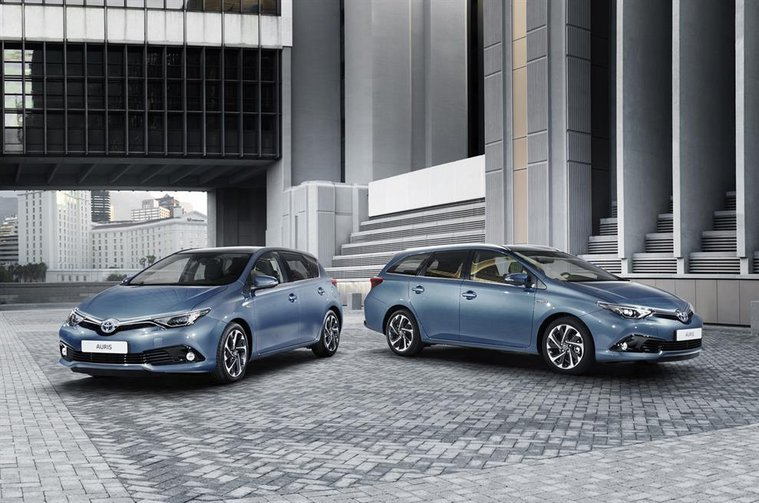 Be the first to see the 2015 Toyota Auris