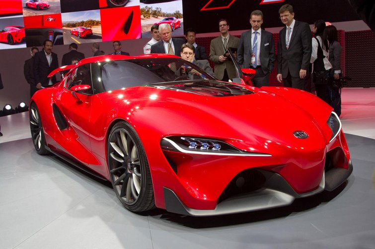 Detroit motor show 2014: our star cars