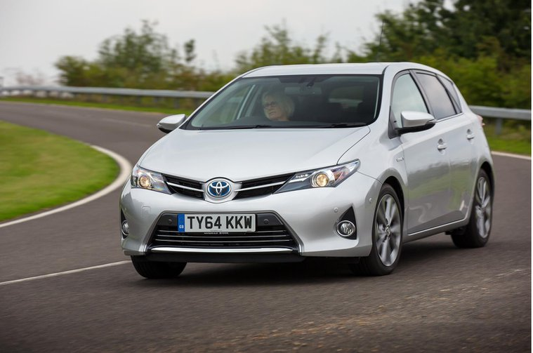 Deal of the Day: Toyota Auris