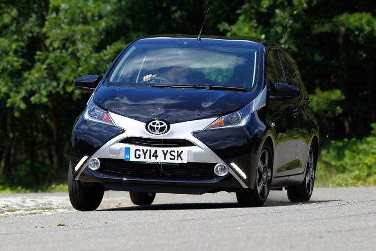 2014 Toyota Aygo review