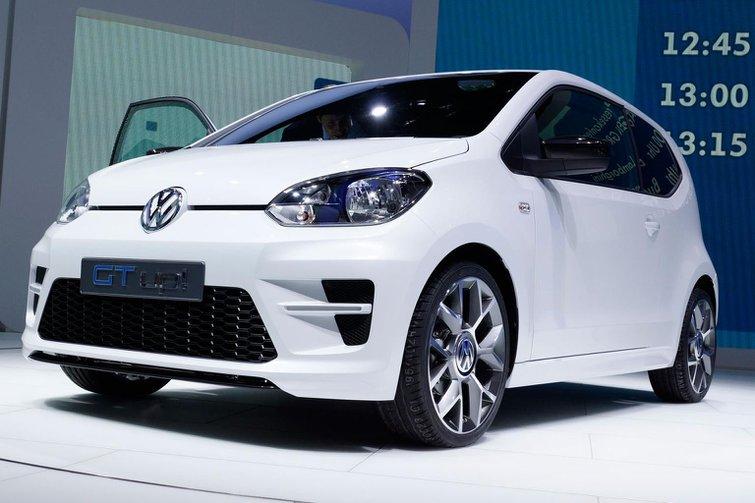 Volkswagen Up hot hatch 'is back on'